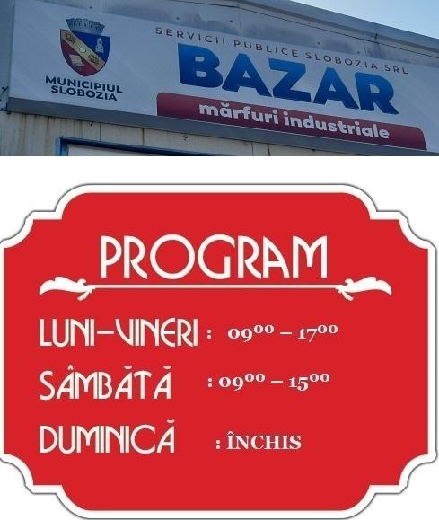 Bazarul Municipal Slobozia